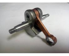 Коленвал для мотокосы Oleo Mac Sparta 37/38/42/44