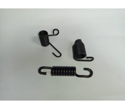 Пружина амортизатора для мотокосы Partner 340/360s (3шт комплект)
