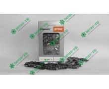Цепь для бензопилы Stihl 76 зв., Rapid Micro (RM), шаг 0,325, толщина 1,3 мм