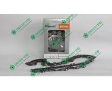 Цепь для бензопилы Stihl 66 зв., Rapid Micro (RM), шаг 0,325, толщина 1,3 мм