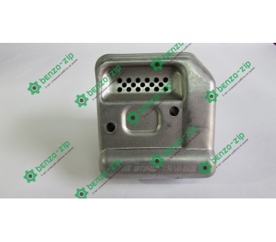 Глушитель для БП Stihl 180