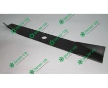 Нож для газонокосилки d=17 мм, l=400 мм