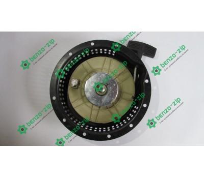 Стартер ручной (в сборе) м/б, бензогенератора 178F/186F (6/9Hp, D-215mm)