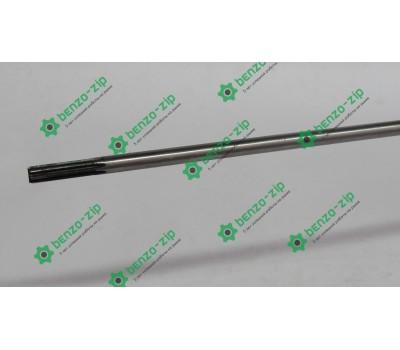 Ведущий вал (жесткий привод) d-7 мм на 7 шлицов для мотокосы длина 67 см
