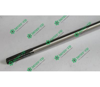 Ведущий вал (жесткий привод) d-8 мм на 7 шлицов для мотокосы