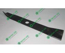 Нож для газонокосилки d=17 мм, l=310 мм