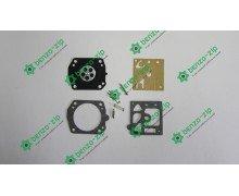 Рем. комплект карбюратора для бензопилы Stihl 290-390 полный