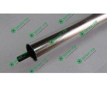 Ведущий вал 28 мм (жесткий привод) на 9 шлицов для мотокосы в сборе