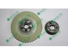 Шестерня ведомая привода электропилы Matrix (D-85,1mm 43 шлицов)