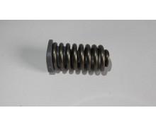 Амортизатор пружина в комплекте для БП Oleo Mac 936, 940, 941С GS44