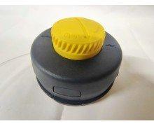 Головка для мотокосы автомат желтый нос проф (супер качество)
